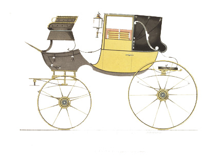 yellow-carriage